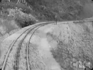 Panorama pris du train assurant la ligne Glion - Rochers-de-Naye