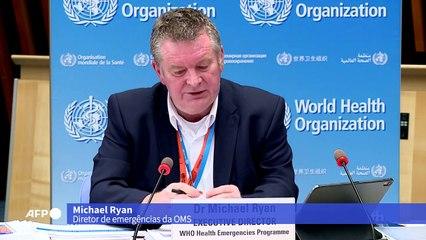 OMS: mundo não vencerá o coronavírus este ano