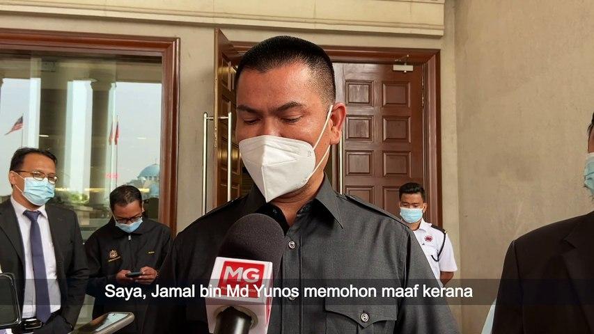 Jamal Yunos apologises to Yeo Bee Yin over fund abuse claim