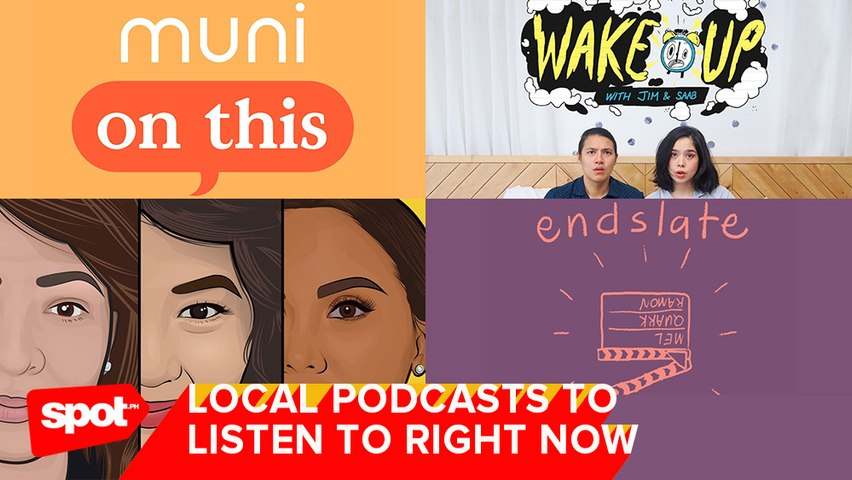 Local Podcasts to Listen to Right Now
