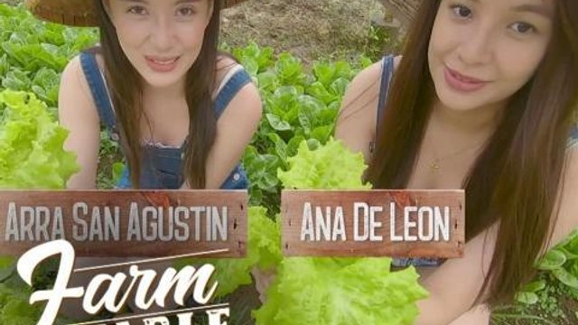 Farm To Table: Arra San Agustin and Ana De Leon experience nature farming in Mahayhay, Laguna!