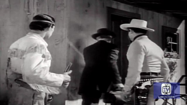 Lone Ranger - Season 1 - Episode 11 - Six Gun's Legacy | Jay Silverheels, Clayton Moore, John Hart