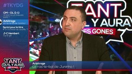 OL, OM, Paquetà, arbitrage, Juninho, Rennes : TKYDG avec Jean-Christophe Hembert