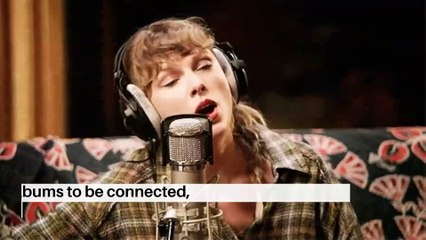 5 facts of Taylor Swift's latest album EVERMORE