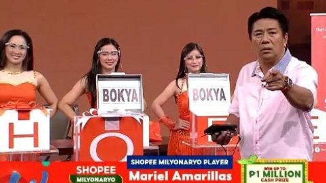 Wowowin: Caller na naka-duty sa trabaho, manalo kaya ng PhP 1 million?