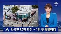 동두천서 외국인 84명 확진…외국인 고용 사업장 특별점검