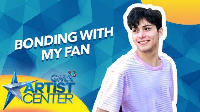 Hangout: Abdul Raman, naka-hangout ang isang fan mula sa Indonesia!