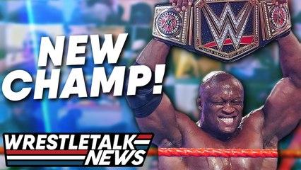 Bobby Lashley WINS WWE Championship From The Miz! WWE Raw Review   WrestleTalk News