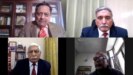 India-China disengagement in Eastern Ladakh: What next? |Col. Anil Bhat (retd) | SAM CONVERSATION