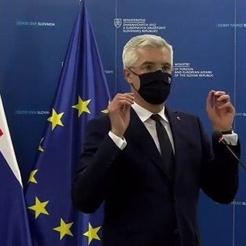 Minister zahraničných vecí I. Korčok k  zahraničnopolitickým súvislostiam dovozu vakcíny Sputnik V
