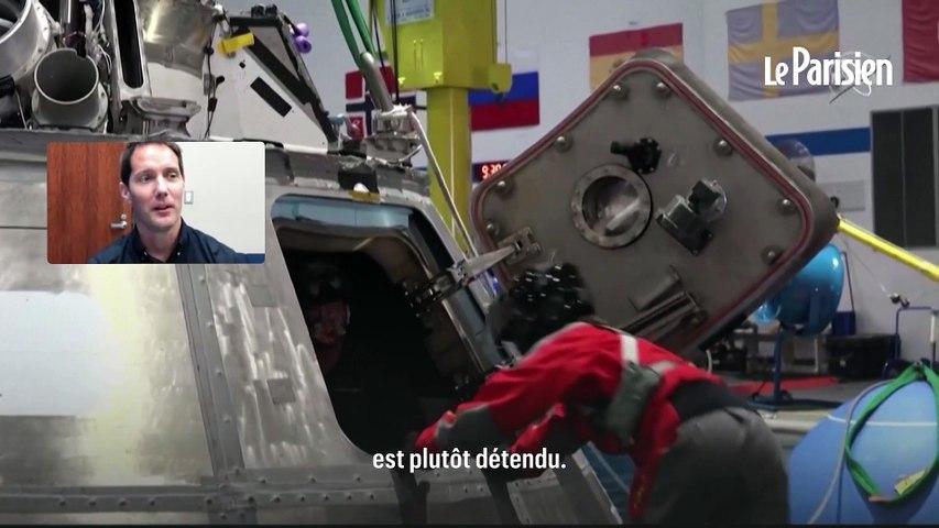 Thomas Pesquet s'apprête à retourner dans l'espace : «C'est un nouveau véhicule, nous allons tout revérifier deux fois»