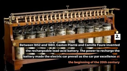 10 Facts from the History of Electric Cars