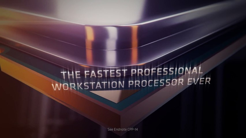 Introducing AMD Ryzen Threadripper PRO Processors