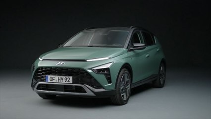 Neues Crossover-SUV: Der Hyundai Bayon