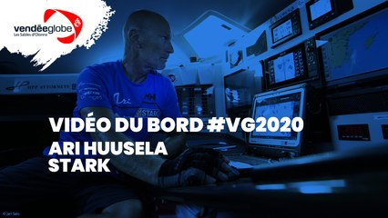Vidéo du bord - Ari HUUSELA | STARK - 02.03