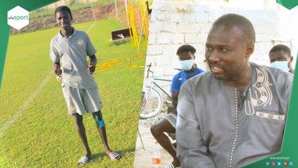 Un jeune espoir Sénégalais pisté par l'Ajax Amsterdam