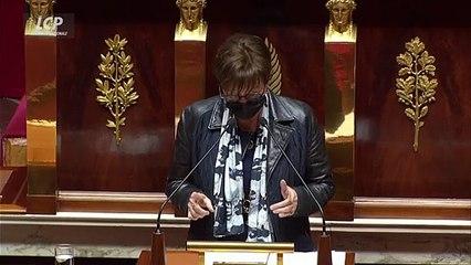 """Bérengère Poletti s'exprime en faveur du projet de loi relatif au développement solidaire au nom du groupe """"Les Républicains"""""""
