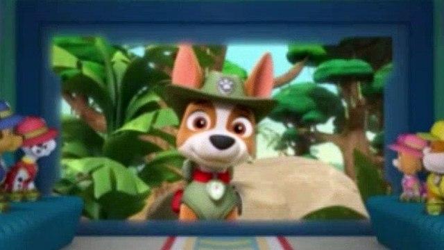 Paw Patrol Season 4 Episode 9 Pups Save Monkey-Dinger