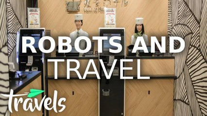 How Robots Will Dominate the Post-Pandemic Travel Industry