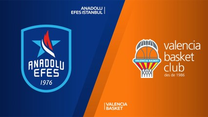 EuroLeague 2020-21 Highlights Regular Season Round 27 video: Efes 99-83 Valencia