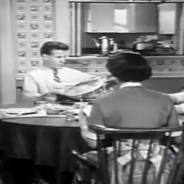 The Adventures of Ozzie and Harriet | Season 1 | Episode 17 | The Tuba Incident | Ozzie Nelson