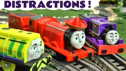Thomas and Friends Big World Big Adventures Trackmaster Distractions Full Episodes with the Funny Funlings in these Family Friendly Toy Story Videos for Kids from Kid Friendly Family Channel Toy Trains 4U
