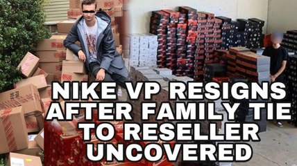 Nike VP Ann Hebert Resigns Following Discovery of Family Ties to Sneaker Reseller Son