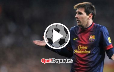 La inteligencia de Messi supera límites increíbles