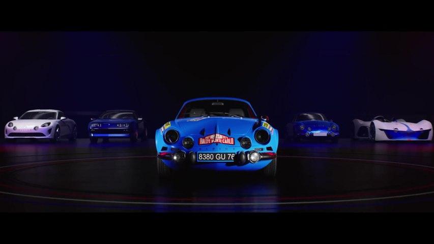 Alpine F1 Team - Launch of the 2021 season