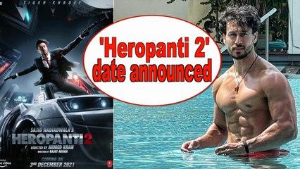 'Heropanti 2' release date announced