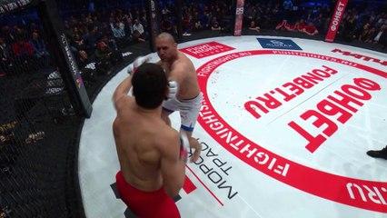 Zelim Imadaev vs Ivan Gluhak - Fight Night Global - Full Fight