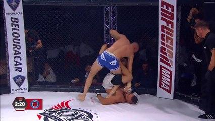 Emanuel Reis vs Douglas D'angelis - Full Fight Enfusion MMA