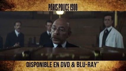 PARIS POLICE 1900 Saison 1 - Disponible en DVD et Blu-ray !