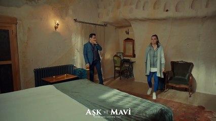 Aşk ve Mavi 47.Bölüm - Ali'nin, Mavi'ye sürprizi ne?