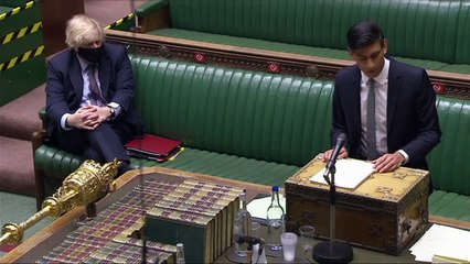 Chancellor Rishi Sunak extends self employment grants scheme until September with 'fifth and final payment' due in May