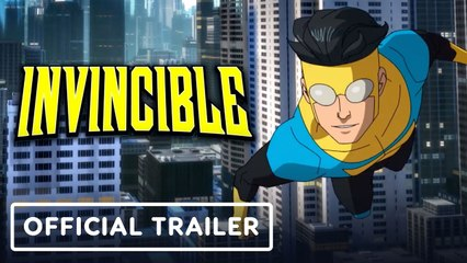 INVINCIBLE Trailer (2021)