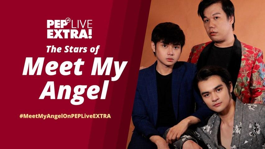 WATCH: Enzo Santiago, Kaleb Ong & Gio Emprese on PEP Live EXTRA!