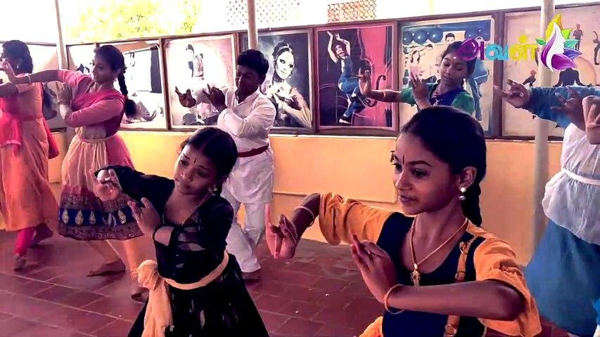 என்னோட நடனத்துல பெண்மையை காட்டுறேன் ஆடைல இல்ல! | Aval Vikatan