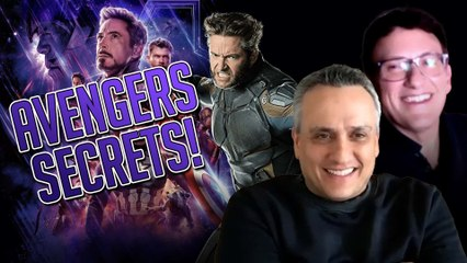 X-Men In The MCU And Avengers Secrets (Interview With the Russo Brothers)