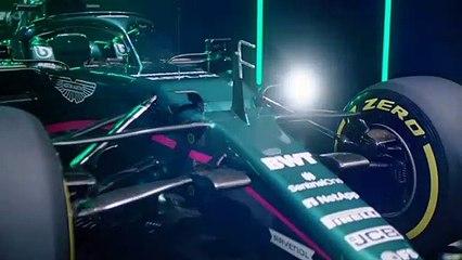 Formula 1 / L'Aston Martin AMR21 di Vettel e Stroll