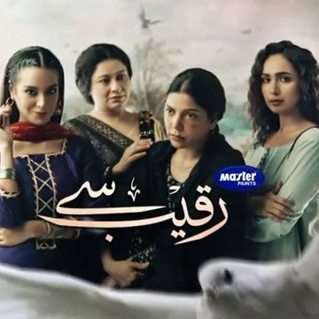 Raqeeb Se Episode 7  -3 March 2021 - HUM TV Drama