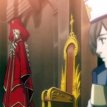 Trinity Blood ITA Ep.9 - Overcount The Belfry Of Downfall