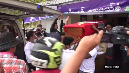 """مقتل 38 متظاهراً على الأقل في بورما في اليوم """"الأكثر دموية"""" منذ الانقلاب"""