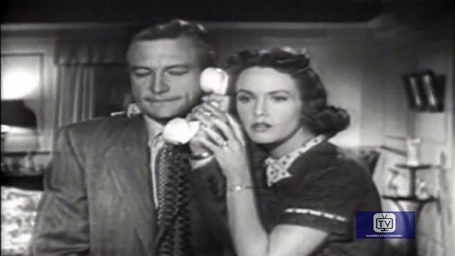 Mr. and Mrs. North - Season 1 - Episode 8 - Dead Mans Tale | Richard Denning, Barbara Britton