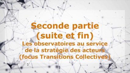 Jeudi de l'AFREF - 18/02/21 - Observatoires de branches, observatoires territoriaux - Partie 2B