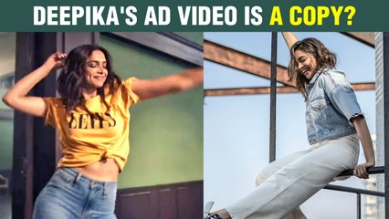 Deepika Padukone's Ad Accused Of Plagiarism By A Director