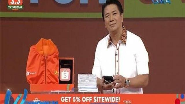 Wowowin: Nanood lang, nanalo na ng 50K!