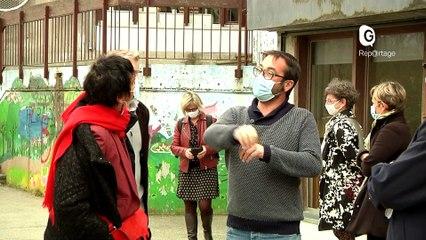 Reportage - Des ateliers sportifs à l'école primaire du Lac - Reportage - TéléGrenoble