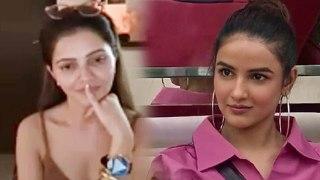 Jasmin के घर कौन Jayega वाले Controversy पर Rubina ने दी सफाई | Exclusive Interview FilmiBeat