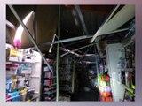 Saint-Etienne : Un trou de 15 mètres dans le quartier de Monthieux - Reportage TL7 - TL7, Télévision loire 7